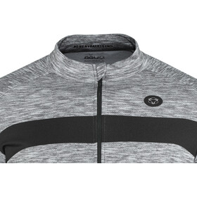 AGU Melange Long Sleeve Shirt Men dove grey